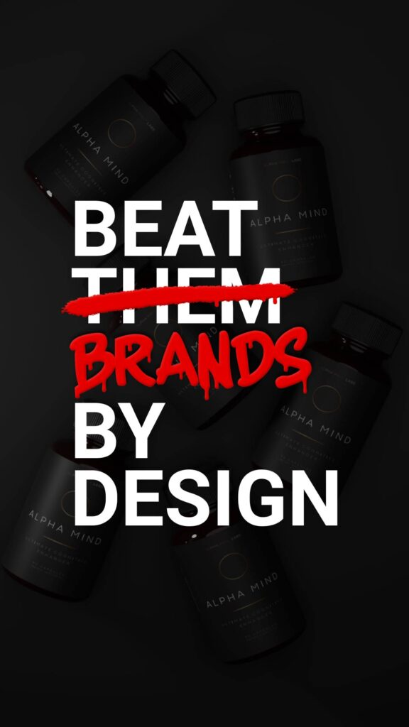 beat brands by design